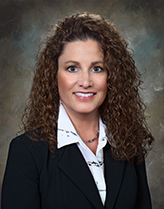 portrait of Julie Snyder, CIO of General Government Delivery Center