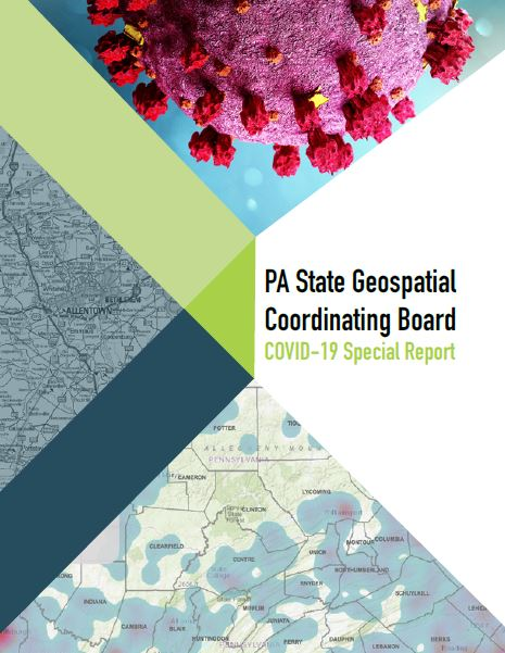 Report Cover: Geoboard Special Report on COVID-19