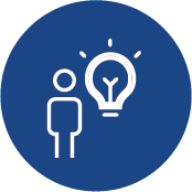 IT Management Support Services Icon Image